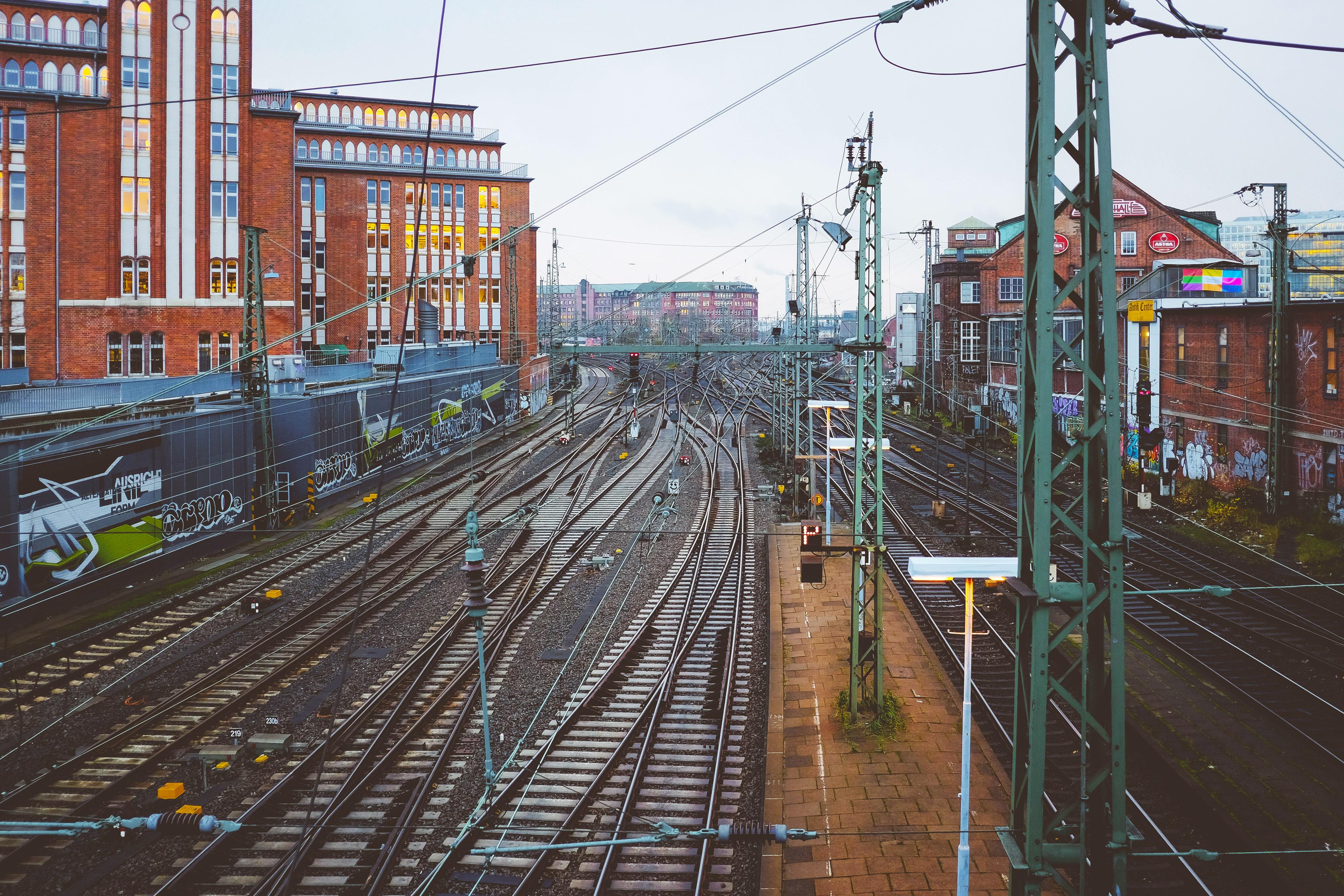 Marketing automation inbound markting railway